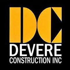 Devere Construction Logo